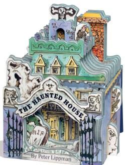The Haunted House/Mini House Book (Board book)