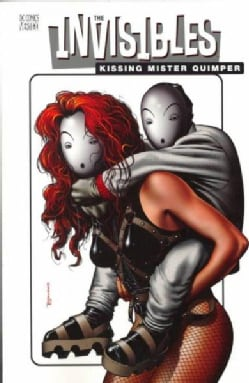 The Invisibles: Kissing Mister Quimper (Paperback)