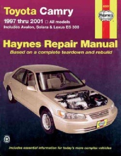Toyota Camry and Lexus Es 300 Automotive Repair Manual: Models Covered : All Toyota Camry, Avalon and Camry Solar... (Paperback)