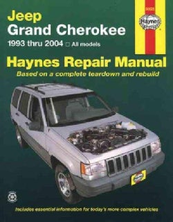 Jeep Grand Cherokee 1993 Thru 2004: All Models (Paperback)