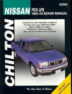 Chilton's Nissan Pick-ups 1998-04 Repair Manual (Paperback)