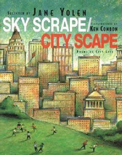 Sky Scrape/City Scape: Poems of City Life (Hardcover)