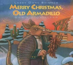 Merry Christmas Old Armadillo (Hardcover)