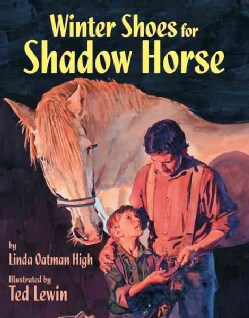 Winter Shoes for Shadow Horse (Hardcover)