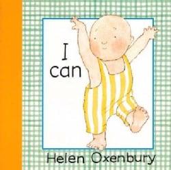 I Can (Board book)