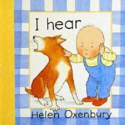 I Hear (Board book)