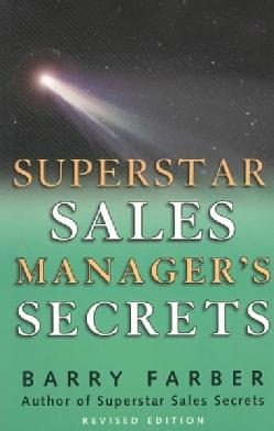 Superstar Sales Manager's Secrets (Paperback)