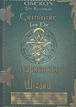 Grimoire for the Apprentice Wizard (Paperback)