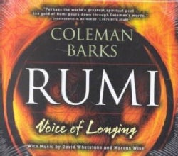 Rumi Voice of Longing (CD-Audio)