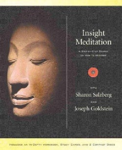 Insight Meditation: A Step-By-Step Course on How to Meditate (Paperback)