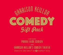 Garrison Keillor Comedy Gift Pack (CD-Audio)