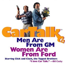 Car Talk: Men Are from Gm. Women Are from Ford. : Calls About Couples and Cars (CD-Audio)