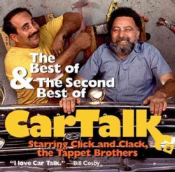 The Best of and the Second Best of Car Talk (CD-Audio)