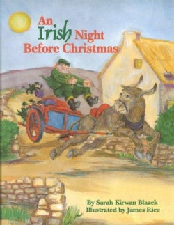 An Irish Night Before Christmas (Hardcover)