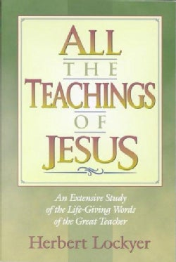 All the Teachings of Jesus (Paperback)