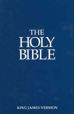 The Holy Bible King James Version: King James Version Economy (Paperback)