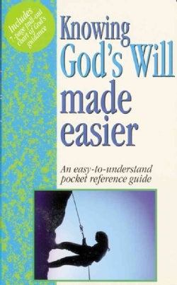 Knowing Gods Will Made Easier (Paperback)