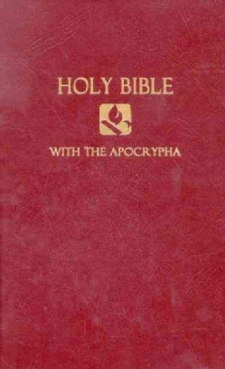 Holy Bible New Revised Standard Version: Burgundy (Hardcover)