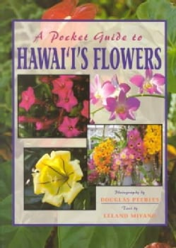 A Pocket Guide to Hawaii's Flowers (Paperback)