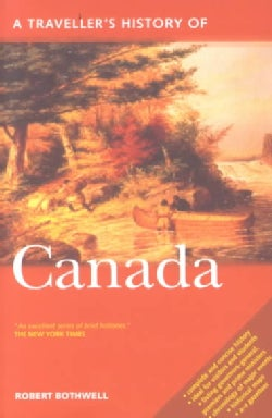 A Traveller's History of Canada (Paperback)