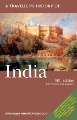 A Traveller's History of India (Paperback)