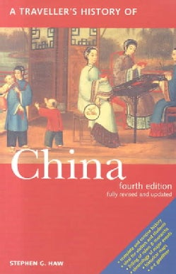 A Traveller's History of China (Paperback)
