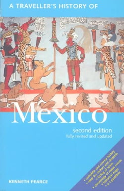 A Traveller's History of Mexico (Paperback)