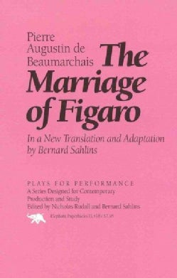 The Marriage of Figaro: In a New Translation and Adaptation (Paperback)
