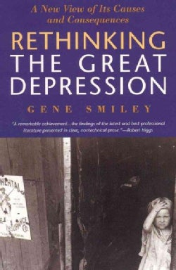 Rethinking the Great Depression (Paperback)