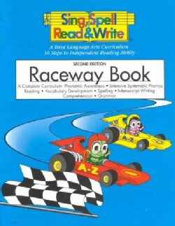 Raceway Book: A Total Language Arts Curriculum, 36 Steps to Independent Reading Ability (Paperback)