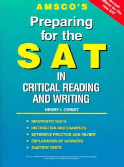 Preparing for the SAT: Reading and Writing (Paperback)