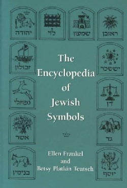 The Encyclopedia of Jewish Symbols (Paperback)