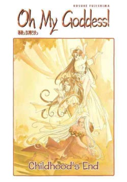 Oh My Goddess 13: Childhood's End (Paperback)