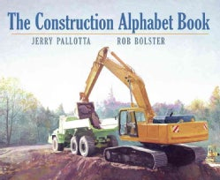 The Construction Alphabet Book (Hardcover)