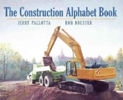 The Construction Alphabet Book (Paperback)