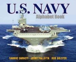 U.S. Navy Alphabet Book (Paperback)