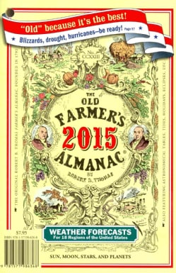 The Old Farmer's Almanac 2015 (Paperback)
