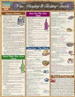 Wine Buying & Tasting Guide (Cards)