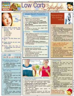 Low Carb Lifestyle Quick Reference Guide (Cards)