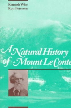 A Natural History of Mount Le Conte (Paperback)