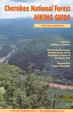 Cherokee National Forest Hiking Guide (Paperback)