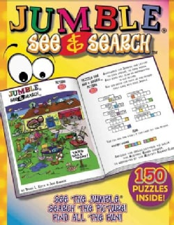 Jumble See & Search (Paperback)