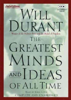 The Greatest Minds and Ideas of All Time (CD-Audio)