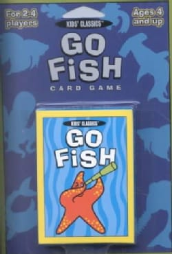 Go Fish: Card Game (Cards)