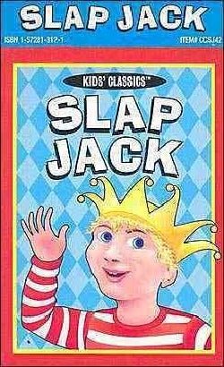 Kids Classics-Slap Jack (Cards)