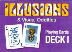 Optical Illusions & Visual Oddities Playing Card Deck 1 (Cards)