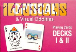 Illusions and Visual Oddities Double Playing Cards Deck (Cards)