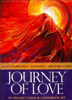 Journey of Love: 70 Oracle Cards and Guidebook