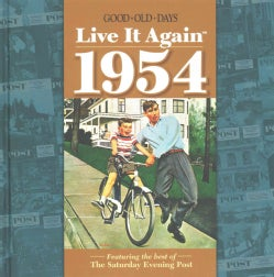Live It Again 1954 (Hardcover)