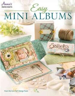 Easy Mini Albums (Paperback)